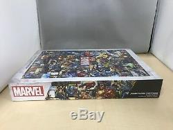 1000 Piece Jigsaw Puzzle Marvel Universe (51 x 73.5 cm)