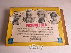 1963 FIREBALL XL5 TV JIGSAWithVENUS FINDS A LAZOON/TOWER PRESS/COMPLETE