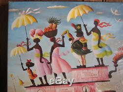 1966 SPRINGBOK Puzzle CARIBBEAN FANTASY by Orville Bulman, SEALED
