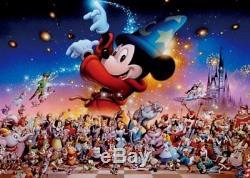 2000 piece jigsaw puzzle Disney Mickey's Party 73x102 Japan Import Toy Hobby
