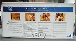 32000 Ravensburger Puzzle Keith Haring Double Retrospect USED OPENED