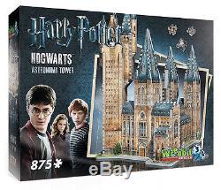 3D Puzzle Harry Potter Hogwarts, 1725 Teile, Zauberschule, Rowling, Wrebbit