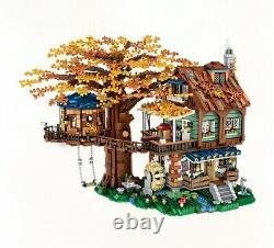 4761pcs LOZ mini Blocks Kids Building Toys Teens Puzzle 1033 Treehouse no box