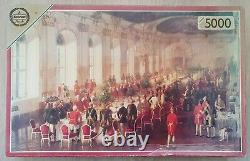 5000 piece Falcon puzzle, Anniversary of The Military Order, Very Rare, New