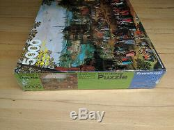 5000er Ravensburger Puzzle Bauernkirmes