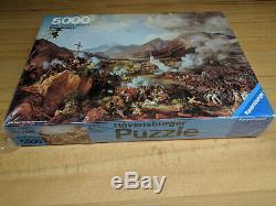 5000er Ravensburger Puzzle Die letzte Schlacht der Tiroler gegen Napoleon