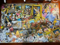 5000pcs Ravensburger Family Portrait Kid's Puzzle Educational Toy High Quality