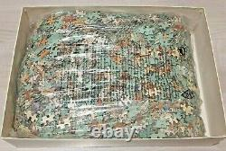6000 piece puzzle,'Nautilus', by Gabor Szittya, 1995 Nathan Extremely Rare