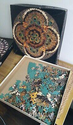 6 Vintage Springbok Jigsaw Puzzle