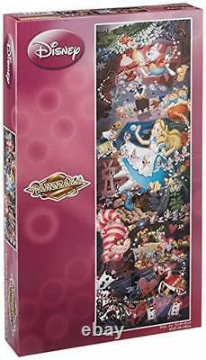 950 piece jigsaw puzzle Alice in Wonderland Alice in Wonderland (34x102cm)