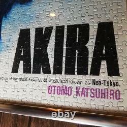 Akira Jigsaw Puzzle Anime Japan Comic Manga Kakusei Art Wall 1000 Pieces Rare
