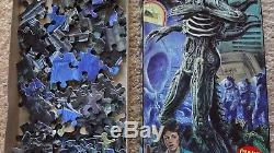 Alien 1979 Vintage Giant Poster Jigsaw Puzzle Hg Toys 3 Feet Tall Rare