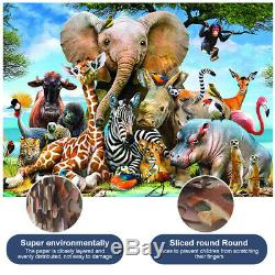Animal World Jigsaw Puzzle 1000 piece Puzzles For Adults Kids Learning Education