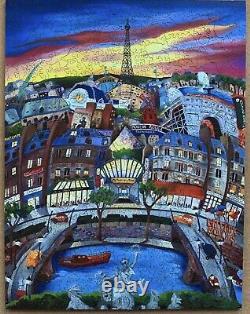 April in Paris, Linnea Pergola Liberty Wooden Puzzle 509 Pieces