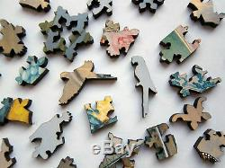 Artifact Puzzles Kevin Sloan Burden of Formality Wooden Jigsaw Puzzle