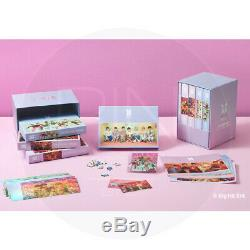 BTS Official Authentic Goods Jigsaw Puzzle Persona 4type SET + Tracking Number