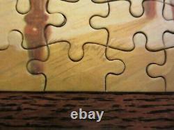Beatles 1960`s NEMS Jigsaw No 4 + Box Walt Howarth Complete Puzzle Ex Box VGC