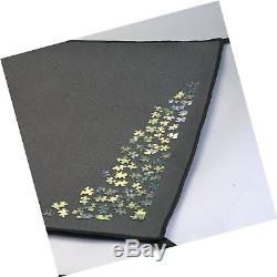 Bits and Pieces Improved Jigsaw Puzzle Roll Up-Easy to Store Foam Mat Puzzl