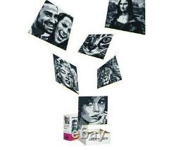 Brand NEW Mozabrick Endless Photo Puzzle Pixel Art S size 5815 pieces Best Gift