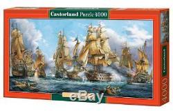 Castorland Naval Battle Puzzle 4000 Piece