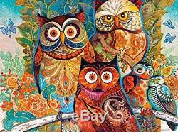 Castorland Owls Puzzle (2000 Piece)