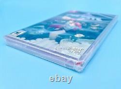 Celeste + Farewell DLC (Nintendo Switch) US Variant Cover Limited Run Damaged