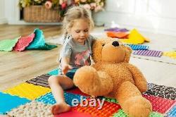 Children floor puzzle mat toy for orthopedic and health development interlocking