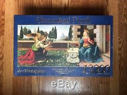 Clementoni 13200 Piece Puzzle The Annunciation Annunciazione