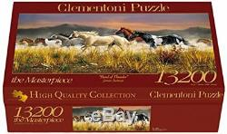 Clementoni 38006 Collection Band of Thunder 13200 Pieces