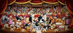Clementoni Disney Orchestra 13200 Piece Jigsaw Puzzle 292.5cm x 135cm BRANDNEW