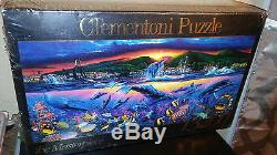 Clementoni Jigsaw Puzzle 13200 LAHAINA VISIONS BY CHRISTIAN RIESE LASSEN
