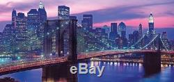 Clementoni New York 13200 Piece City Skyline Landscape Bridge Jigsaw Puzzle