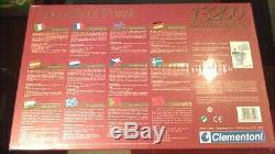Clementoni The Masterpiece Sacro E Amor Profano 13200 Pc Puzzle New Box Wear