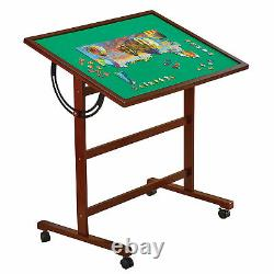 Collections Etc Adjustable Portable Jigsaw Puzzle Tilting Table