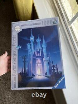 Disney Castle Collection Ravensburger Cinderella 1000 Piece Jigsaw Puzzle LE