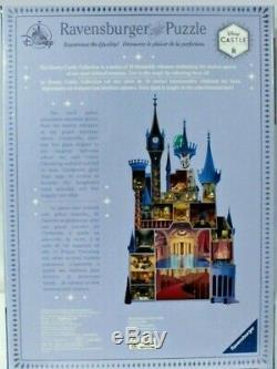 Disney Cinderellla Castle Collection Ravensburger 1000 Piece Jigsaw Puzzle 1/10