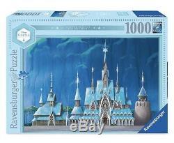 Disney Frozen Arendelle Castle Collection Ravensburger 1000 Puzzle confirmed
