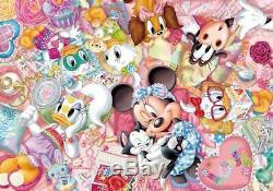 Disney Jigsaw Puzzle 1000 Pieces Minnie Pajamas Party 1000-417