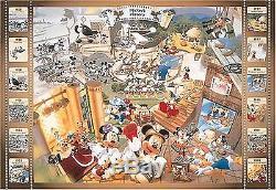 Disney Jigsaw Puzzle 1000 pcs Mickey History (51x73.5cm) Tenyo JP 2004