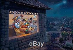 Disney Jigsaw Puzzle 1000 pcs Pinocchio Wishing Star (51x73.5cm) Tenyo JP 2013