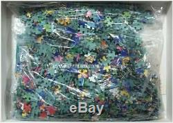 Disney Jigsaw Puzzle 2000 pcs Alice in Wonderland Tenyo D-2000-898