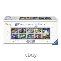 Disney Jigsaw Puzzle Memorable Disney Moments (40320 pieces) Ravensburger
