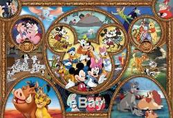 Disney Movie Classics NEW 2000 pieces XL Jigsaw Puzzle NIB Rare Bambi Dumbo Pooh