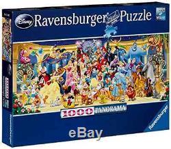 Disney Panorama Puzzle, Panoramic Puzzle, Ravensburger 1000 Piece Puzzle