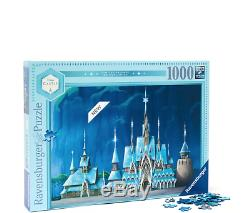 Disney Princess Frozen Castle Collection Ravensburger 1000 Piece Puzzle