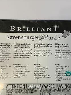 Disney Ravensburger Puzzle #148721 Brilliant 500pc Mickey Goofy Cinderella rare