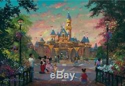 Disney Stained Art Jigsaw Puzzle 1000 pcs Twilight Beauty 51x73cm Tenyo JP 2013