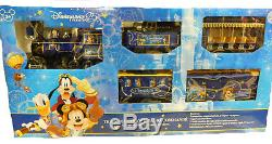 Disney Train 25 years Disneyland Paris limited sold out blue LGB size