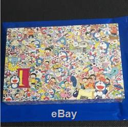 Doraemon exhibition TOKYO 2017 Murakami Takashi Jigsaw puzzle limited JAPAN