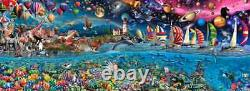 EDUCA WORLD LARGEST PUZZLE LIFE 24.000 pieces NEW Expedited Shipping